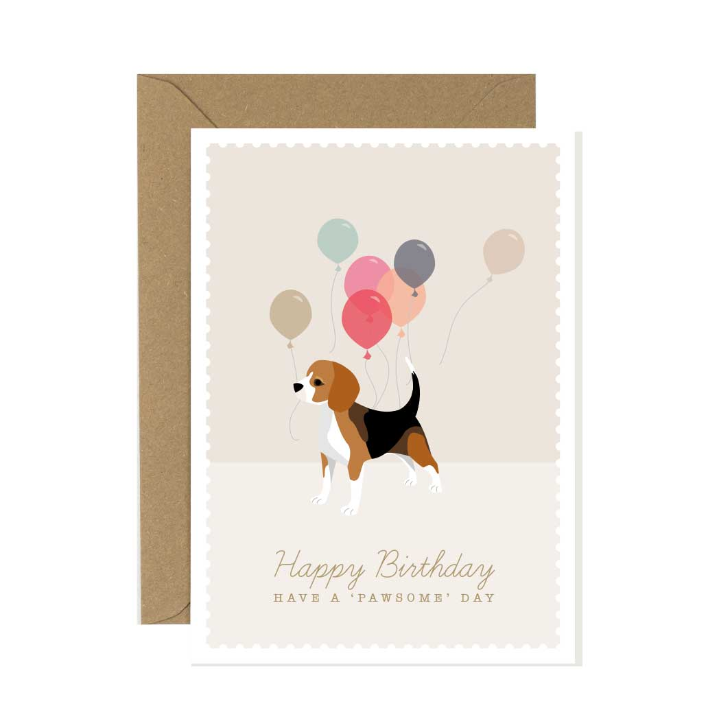 Animal Themed Birthday Cards