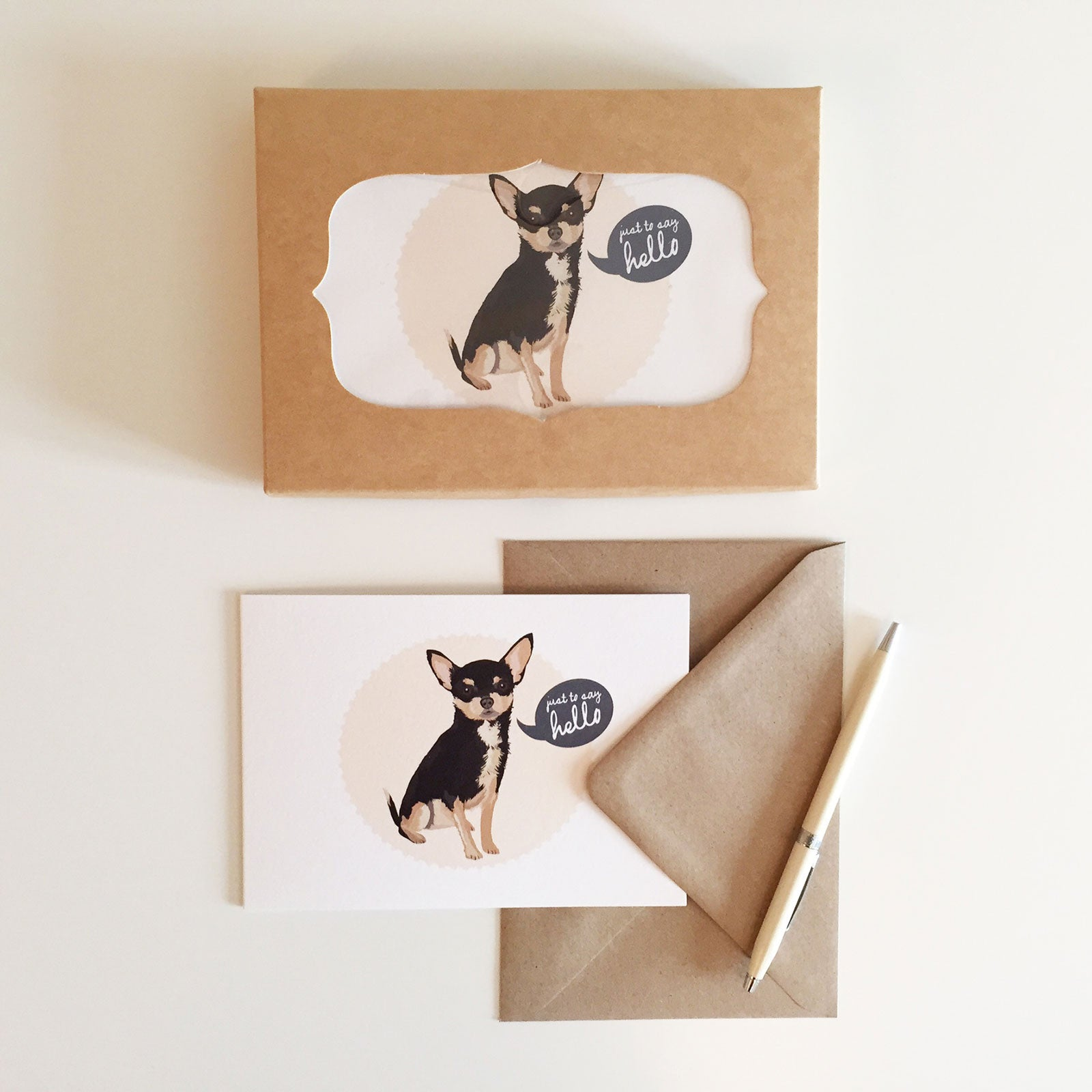 Chihuahua Notecards