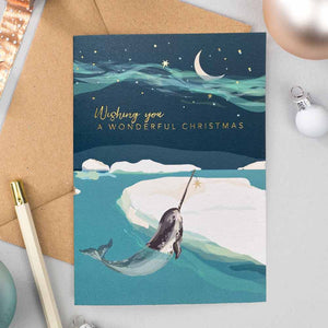Polar Animals Christmas Cards