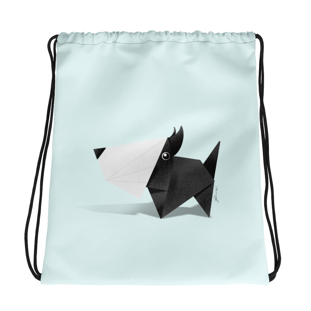 Schnau D. Drawstring bag