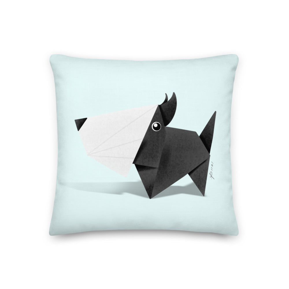 Schnau D. Premium Pillow