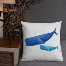 Load image into Gallery viewer, Whaley Family Premium Pillow