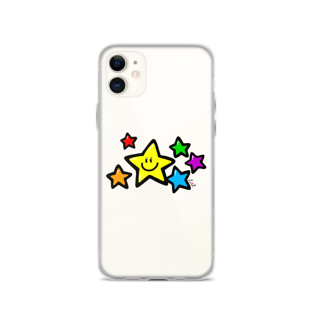 Jackson Star iPhone Case