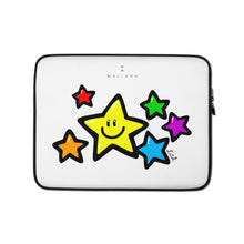 Load image into Gallery viewer, Jackson Star Laptop Sleeve