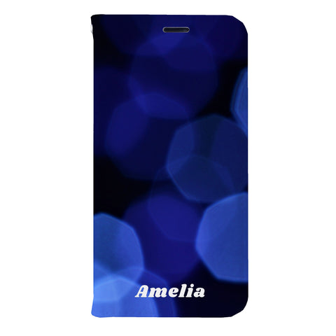 Amelia Leather Wallet Case