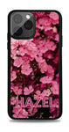 Hazel Pink Sakura Shock-Absorption Bumper Case