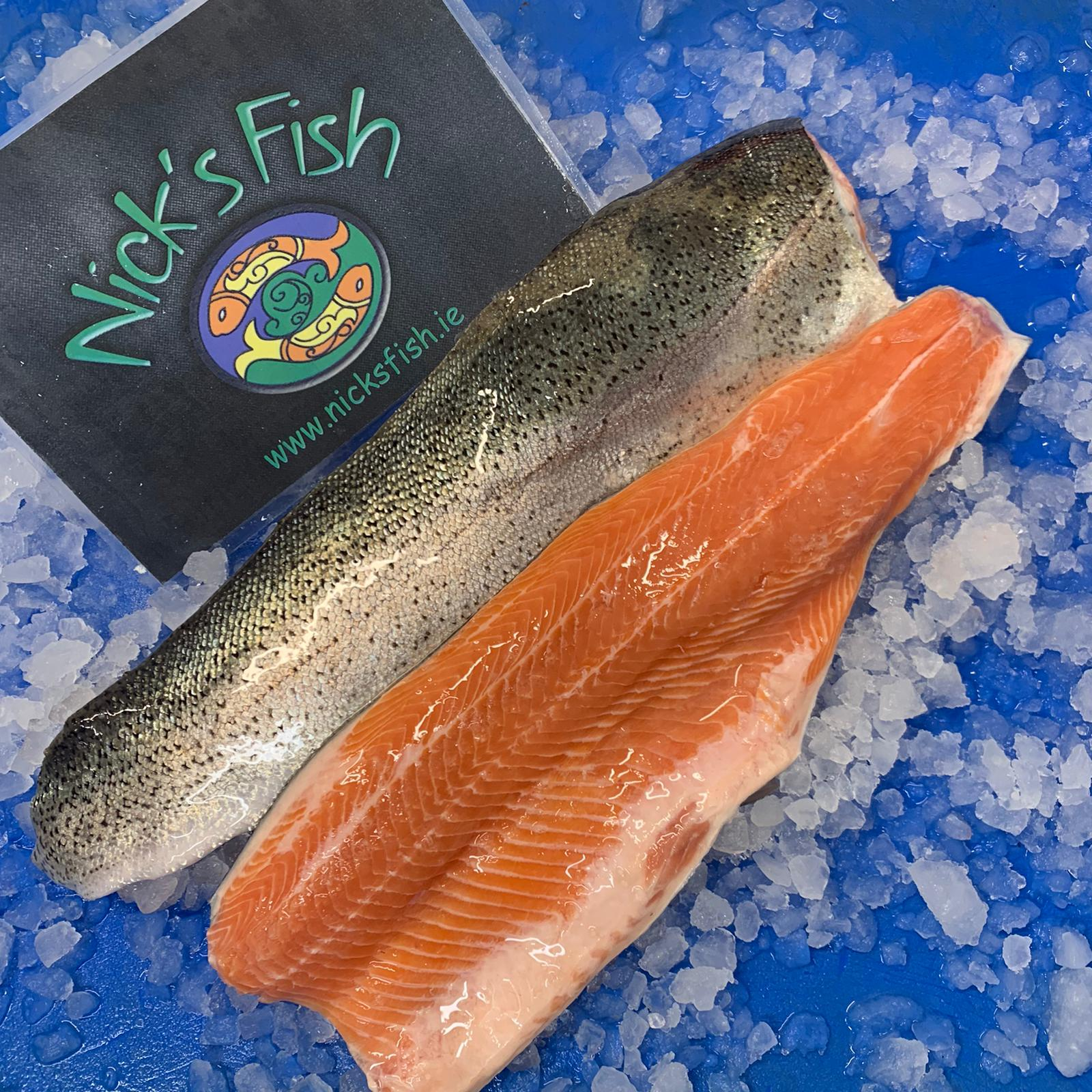 Goatsbridge Irish Trout Fillets
