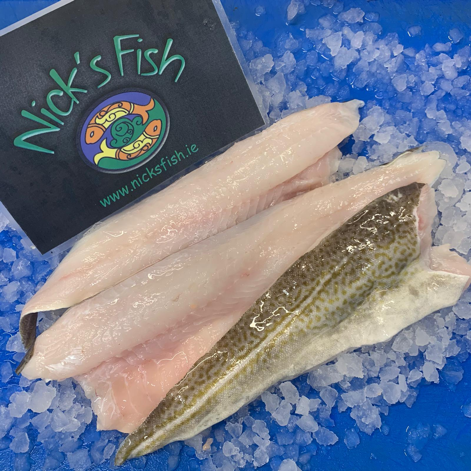 Wild Irish Cod Fillets