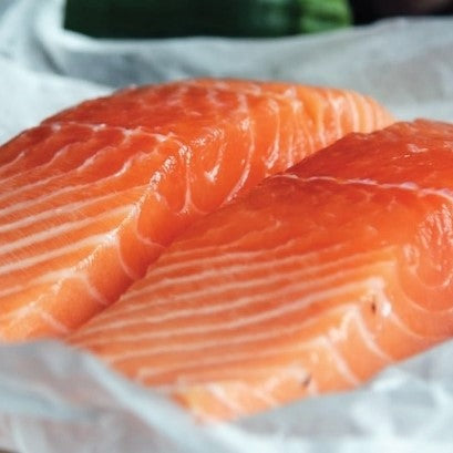 Salmon Portion Pack - Individually Vac Packed 180g