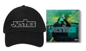 Dad Hat + Justice CD