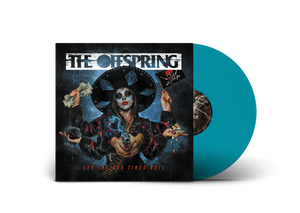 Let The Bad Times Roll (LP) Sea Blue Vinyl