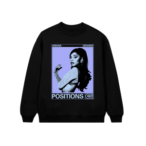 Positions photo crewneck