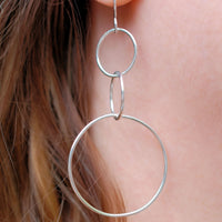 nickel-free sterling silver earrings