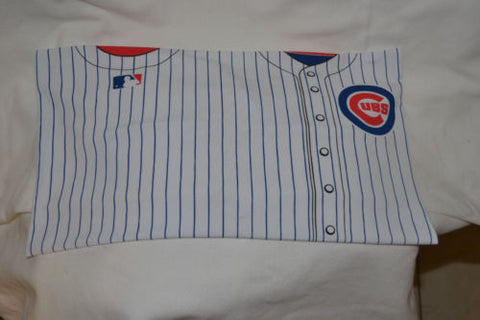Chicago Cubs Premim Stretch BOOK COVER Stretchable Great for Back to School