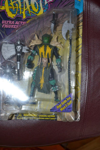 1996 McFarlane Total Chaos Series 1 THE CONQUEROR Ultra Action Figure