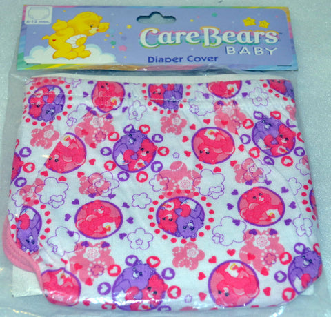 Care Bears Baby Toddler Infant Diaper Cover 6-12 months
