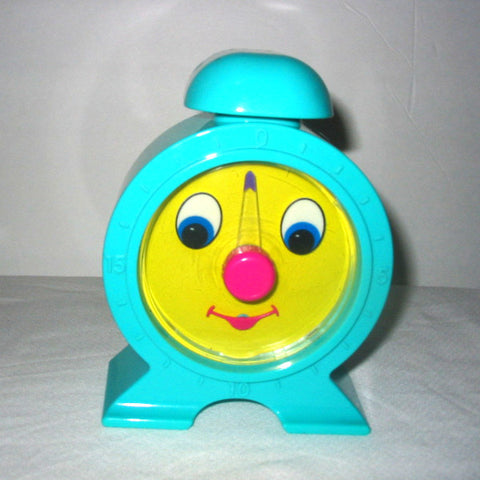 Toys - Vintage Time Out Clock Timer by Nursery Needs Childrens Kids Happy Sad Face