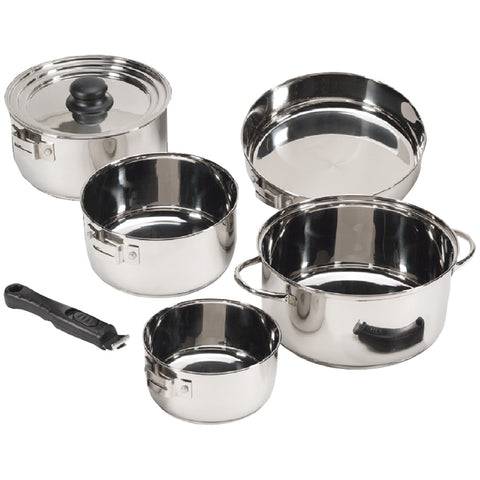 Stansport 7 Piece Cook Set