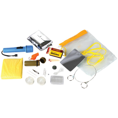 Stansport Emergency Survival Kit