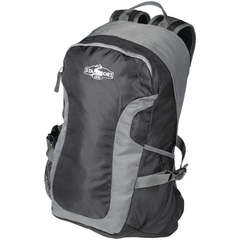 "Stansport Nylon Day Pack (dim: 20""h X 11""w X 7""d)"