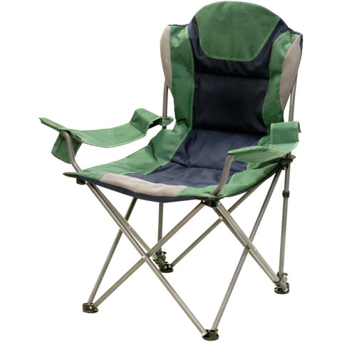 Stansport 3 Position Reclining Oversize Arm Chair
