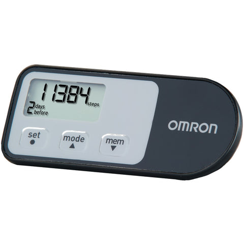 Omron Omron Alvita Tri-axis Pedometer With Calories Burned