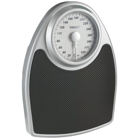Conair Extra-large Dial Analog Precision Scale