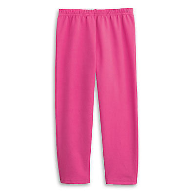Bitty Baby by American Girl Pink Stretch Pants Leggings for Girls Size 3