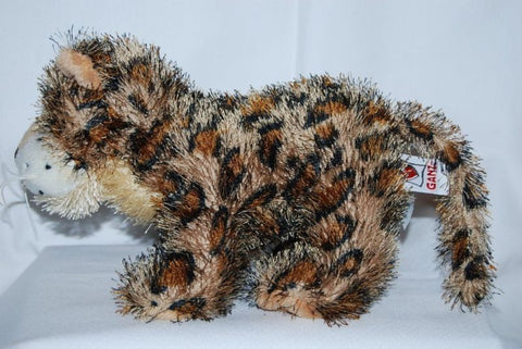 WEBKINZ BY GANZ PLUSH SPOTTED LEOPARD HM031