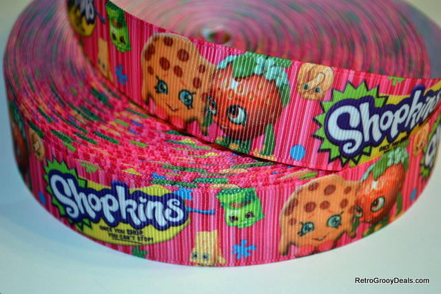 Shopkins Ribbon