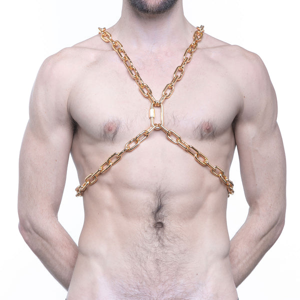 Chain X-Harness Gold