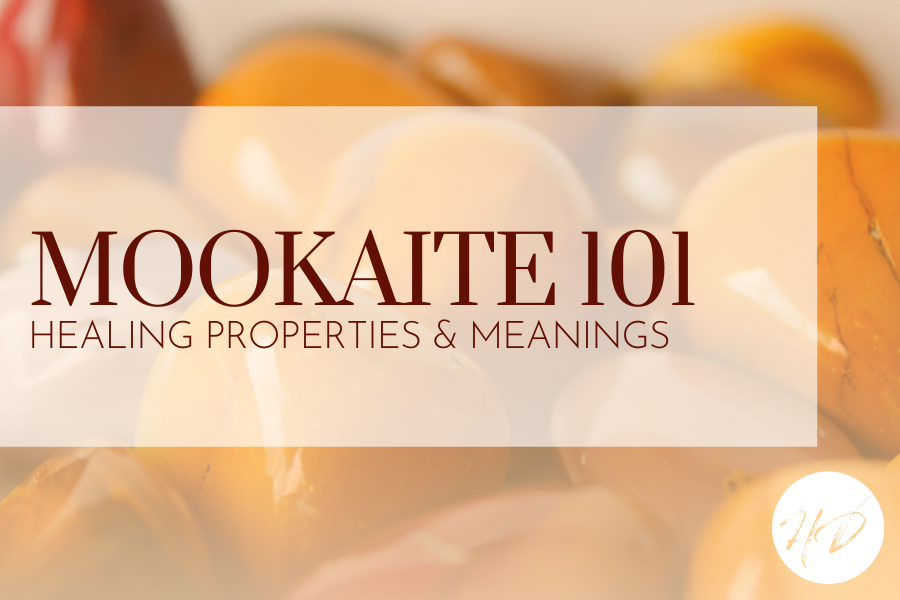 Mookaite  101: Healing Properties & Meanings