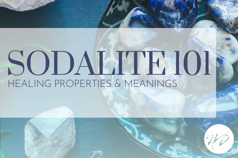 Sodalite 101: Healing Properties & Meanings