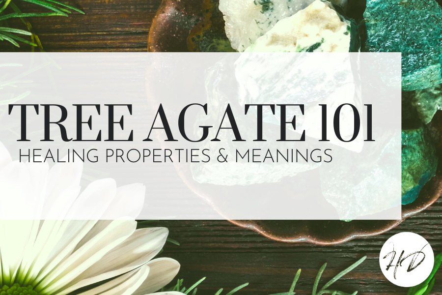 Tree Agate 101: Healing Properties & Meanings