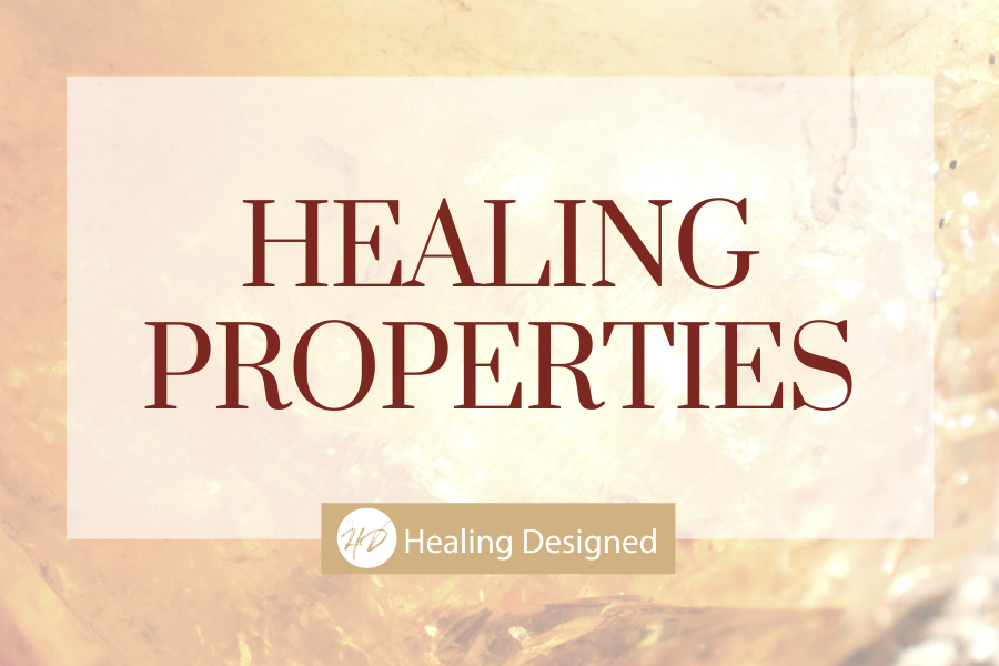Healing Properties of Citrine