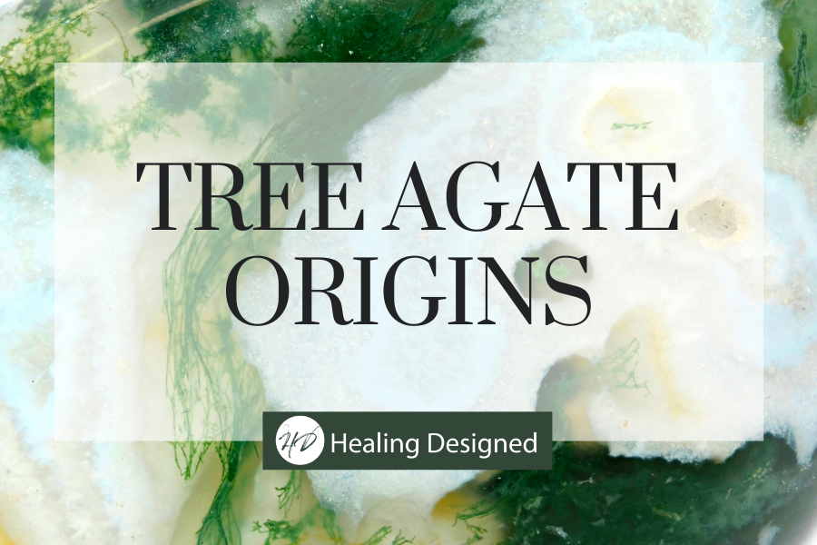 Tree Agate Origins