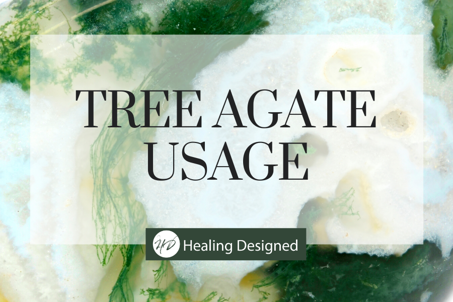 Tree Agate Usage