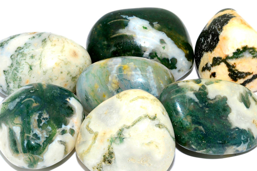 Healinga Properties of Tree Agate