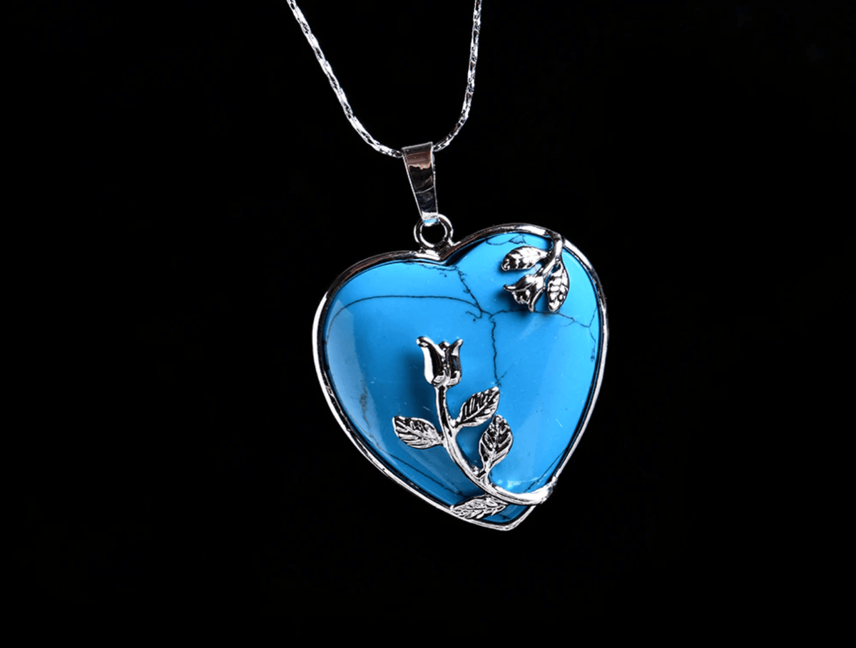 Blooming Heart Pendant Bundle