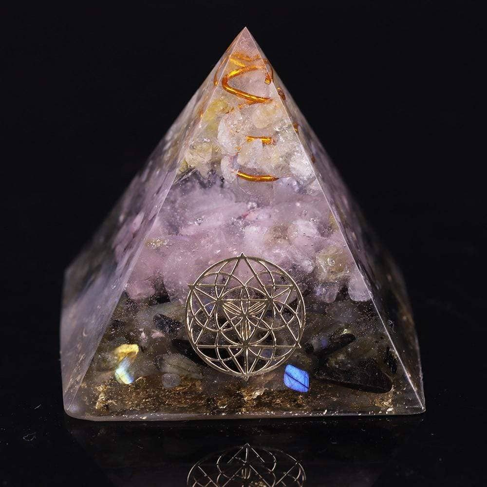 Onequarer Store Orgone Pyramid Amour Propre