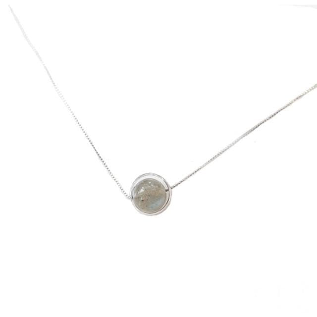 Spellbound Calmness - Moonstone Necklace Pendants
