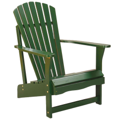 Adirondack Chair in Hunter Green