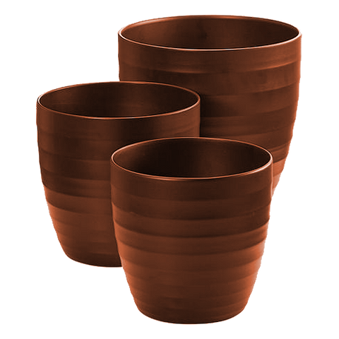 Anthrazit Pot - 22cm