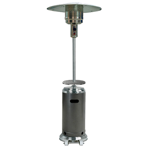 AZ Patio Heaters Tall Propane Patio Heater with Table