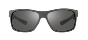 Espen Sports Sunglasses in Matte Graphite with Graphite Lens Revo Sunglasses x Bear Grylls