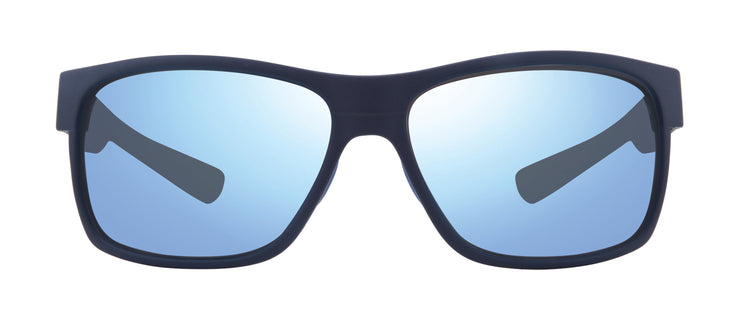Espen Sports Sunglasses in Blue with Blue Water Lens Revo Sunglasses x Bear Grylls