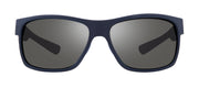 Espen Sports Sunglasses in Blue with Graphite Lens Revo Sunglasses x Bear Grylls