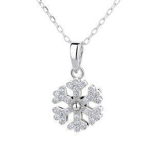 Hao Shi Snow Necklace