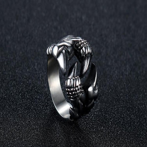 Vintage Dragon Tooth Ring