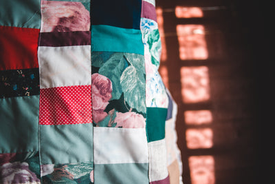 Crazy Quilts Then and Now